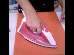 Como adesivar feltros