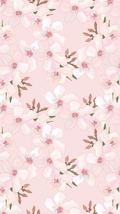 Wallpaper Pastel, Flowery Wallpaper, Flower Background Wallpaper, Flower Phone Wallpaper, Pastel Background, Wallpaper Iphone Disney, Flower Backgrounds, Tumblr Wallpaper, Wallpaper Backgrounds