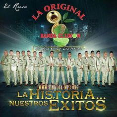 Download La Original Banda El Limon De Salvador Lizarraga - La Historia...Nuestros Exitos 2014 | Sinaloa-Mp3