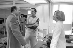 Space 1999 Backstage