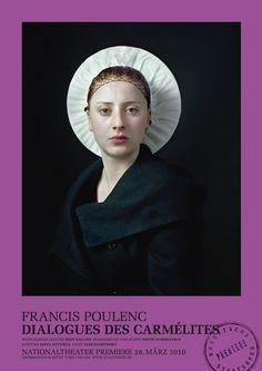 Fons Hickmann M23 – Bayerische Staatsoper poster 2009/10