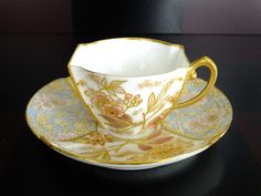 Brownfields China UK for Davis Collamore & Co. early 1900s (Kazumi Murakami collection)