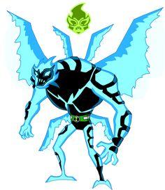 Biomnitrix Unleashed - Heat Chill by on DeviantArt Ben 10 Comics, Ben 10 Ultimate Alien, Ben 10 Omniverse, Kid Cobra, Hero Time, Wolf Spirit Animal, Big Chill, Rare Pictures, Cute Pokemon