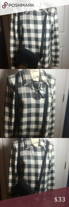 Chaps Cotton Knit Zippered Jacket Very popular look nowadays. Can't beat Chaps!!!!! Chaps Jackets & Coats Online Thrift Store, Thrifting, Jackets For Women, Plaid, Zipper, Coats, Popular, Knitting, Fashion