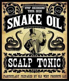 Snake oil on Pinterest | Snakes, Oil and Baldness Cure