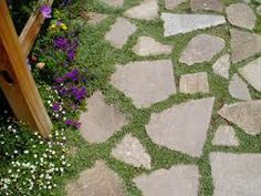 creative garden edging - Google Search