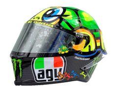 AGV Corsa Valentino Rossi The Turtle helmet