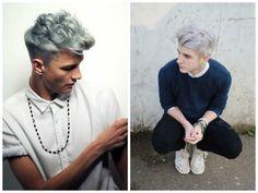 Granny Hair – Os homens de cabelo cinza que estão fazendo o maior sucesso