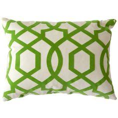 Lattice Pillow.