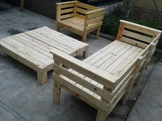 Pallet Furniture Ideas for Your Home