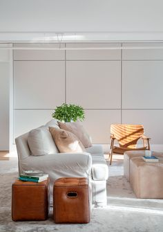 Residência Brise / Gisele Taranto Arquitetura @GT_Arquitetura #living #decor