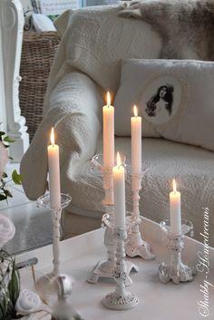 Shabby Homedreams: Meine Liebe zu Weiß ...