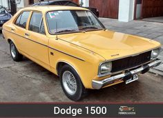Dodge 1500, Cool Old Cars, Dodge Rams, Cars And Motorcycles, Quad, Vans, Concept, American, Ideas