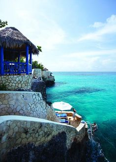 Daily Mini-Vacation: Take minute to picture yourself in Jamaica.