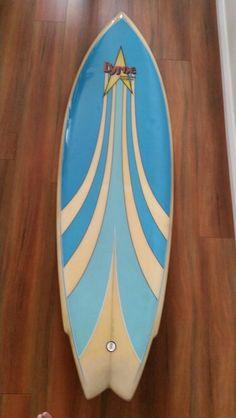 Byrne surfboard twinny