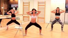 Barre Fitness | Abs Workout | Standing Core Work