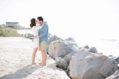 Lisa & Steve's Seabrook Island Engagement Session