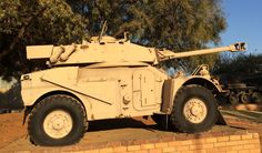 Armoured Car African Defence Forces (SADF) - 1600 built SADF's best fire-to-weight ratio vehicle Army Vehicles, Armored Vehicles, South African Names, Armoured Personnel Carrier, Defence Force, Armored Fighting Vehicle, Military Equipment, Military Weapons, Modern Warfare