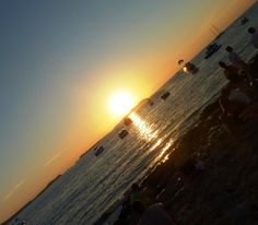 Ibiza...sunset @ Cafe del Mar Ibiza Sunset, Celestial, Vacation, Photography, Travel, Outdoor, Del Mar, Outdoors, Vacations