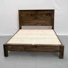 Platform Bed Twin Bed Low Profile Bed Bed Frame