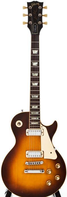 1975 Gibson Les Paul Deluxe Sunburst