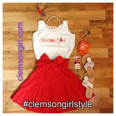 Share your Clemson gameday style with us on Instagram using #clemsongirlstyle and tag @clemsongirlblog. You can also sumbit by email or on Facebook. Submit by Midnight EST Sunday and you could win a Clemson Girl prize pack!! #solidorange Football Season, Football Team, Clemson Tigers, Auburn, Blood, Girl Fashion, Sunday, College, Joy