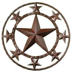 (JT-87-8324) Western Stars Wall Hanging