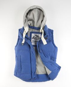 Superdry Academy Gilet - Women's Jackets & Coats