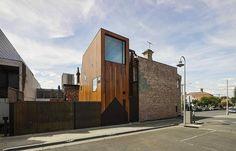 Richmond House by Andrew Maynard Architects.