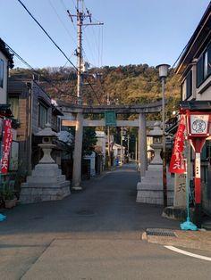 平沢邸前2