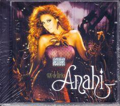Anahí (ex Rbd) - Anahí Puente - Mi Delirio (2009) - Cd Nuevo ...