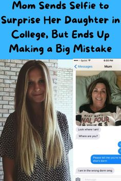 In an attempt to surprise her teenage daughter, Mckenna, at the end of spring semester, things took a sharp turn once this endearing mother of four, Deanna Piling, added technology into the mix.