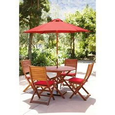 peru round garden furniture set 4 seater