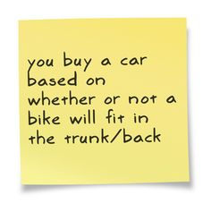 Funnily enough, I had this exact thought on thinking about buying a car. I don't want to lose the exercise!