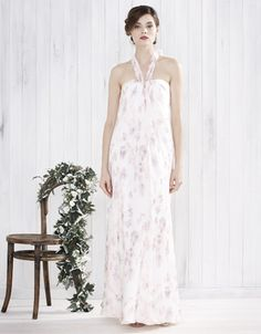 MAGNOLIA PRINT MAXI DRESS http://www.weddingheart.co.uk/monsoon---bridesmaids-dresses.html