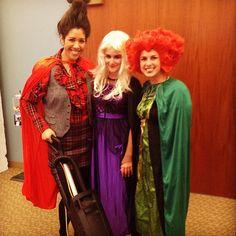 Girl Group Halloween Costumes: Hocus Pocus