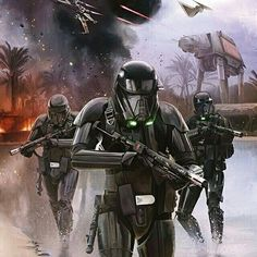 Star Wars: Rogue One - Death Troopers