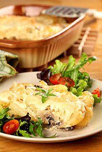Arabské brambory od paní Poláčkové