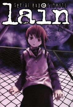 Serial Experiments Lain   JAPANESE ANIME  A4 260GSM POSTER PRINT
