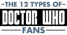 "DORKLY Comic: ""The 12 Types of 'Doctor Who' Fans"" 