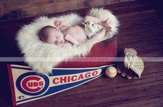 cute even though I'm not a cubs fan!!!