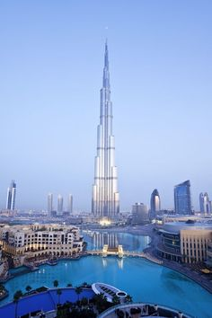 United Arab Emirates - Burj Khalifa