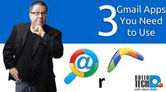 3 Gmail Add-Ons You Need To Use.