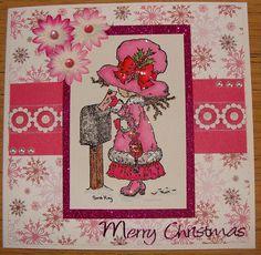 Sarah Kay Christmas card x