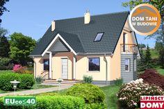 Lipińscy Domy Projekt: Tulon
