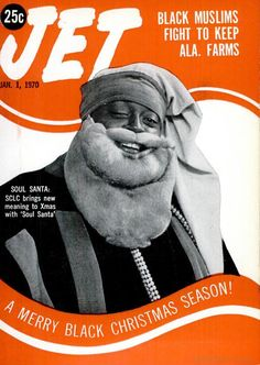 Soul Santa, Jet, January 1970