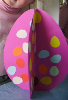Les œufs peuvent faire faire du brico aux kids