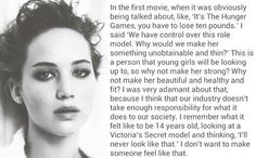 Jennifer Lawrence, who has become a cultural icon in recent years, refuses to budge on her views. If more celebrities were this insistent upon promoting a positive body image, maybe things would be different. PREACH (critique)