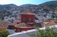Church in Hydra
