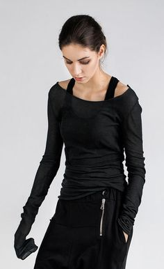 CUSANNO - Casual slim fit jumper